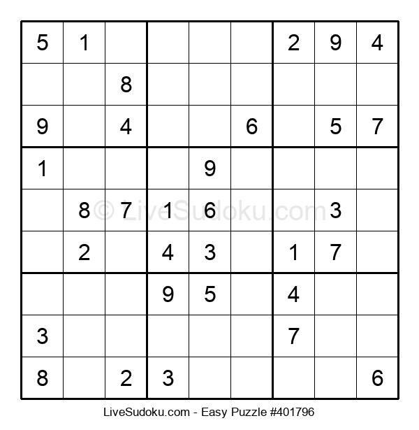 Beginners Puzzle #401796