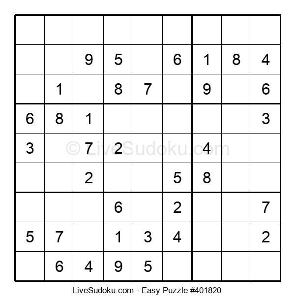 Beginners Puzzle #401820