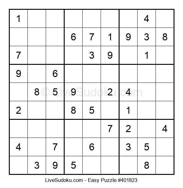 Beginners Puzzle #401823