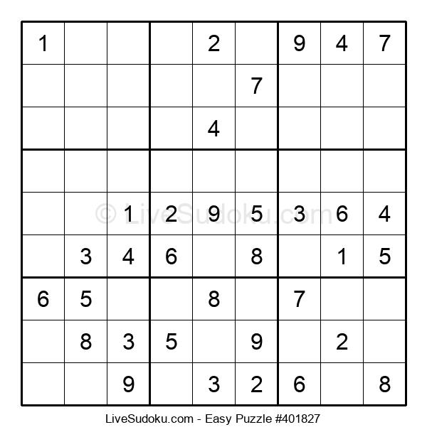 Beginners Puzzle #401827