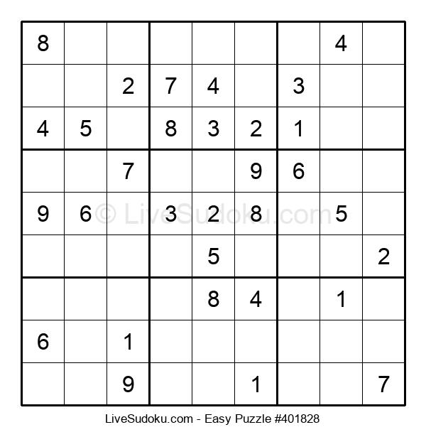 Beginners Puzzle #401828