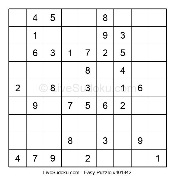 Beginners Puzzle #401842