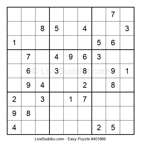 Beginners Puzzle #401866