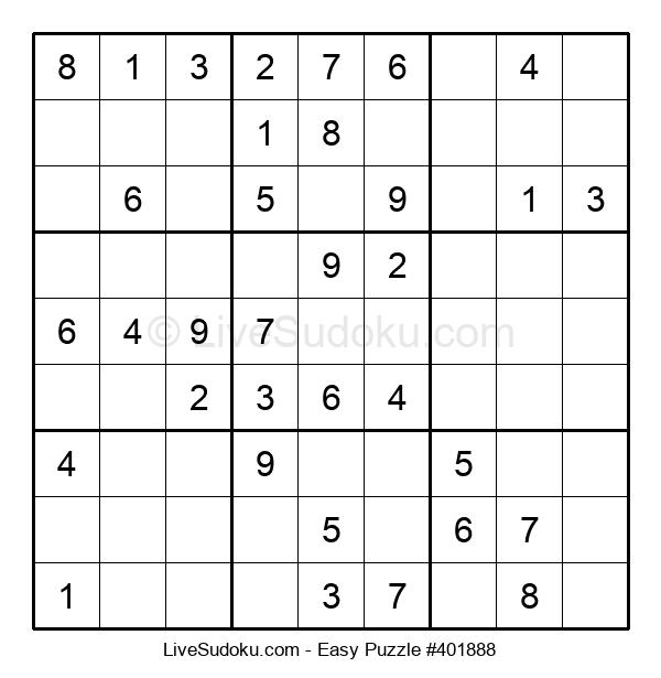 Beginners Puzzle #401888