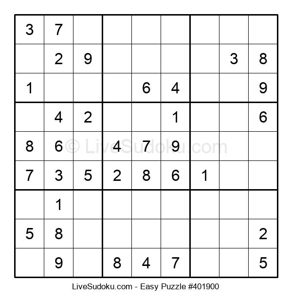 Beginners Puzzle #401900