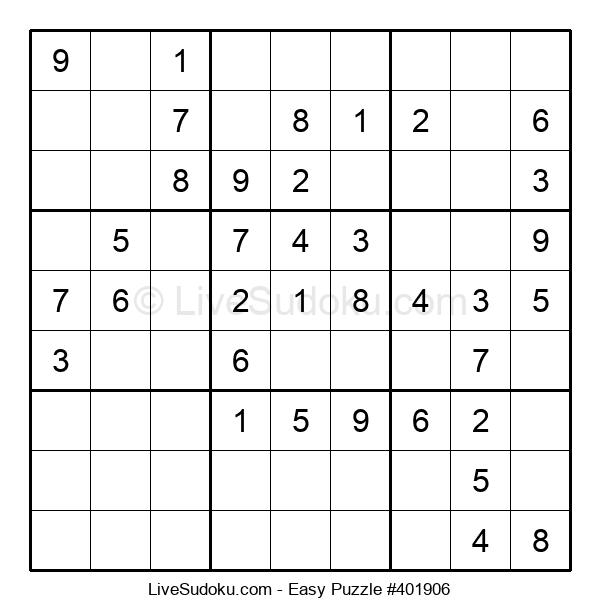 Beginners Puzzle #401906