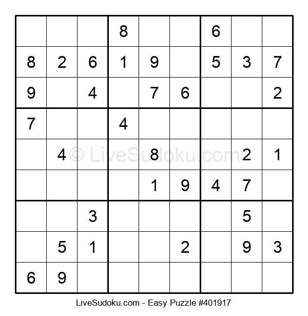 Beginners Puzzle #401917