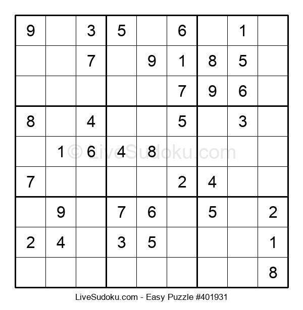 Beginners Puzzle #401931