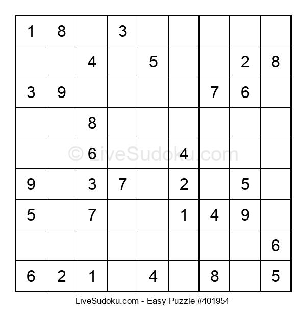 Beginners Puzzle #401954