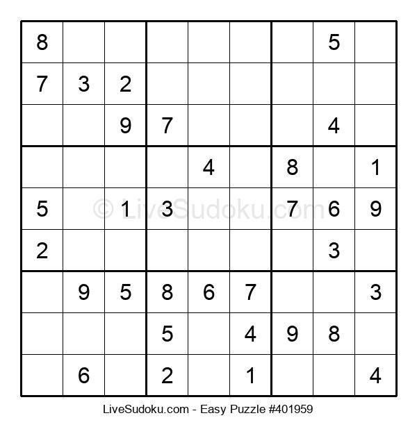 Beginners Puzzle #401959