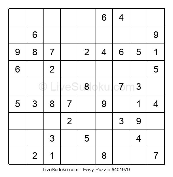 Beginners Puzzle #401979