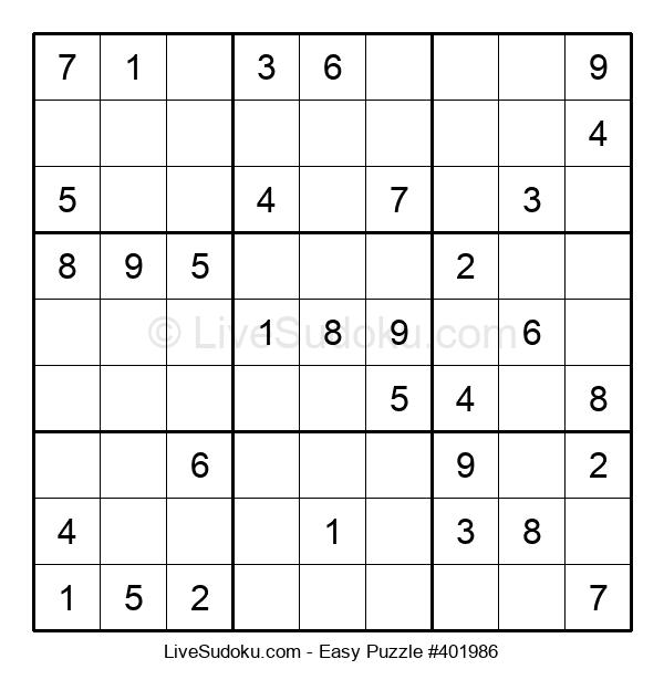 Beginners Puzzle #401986