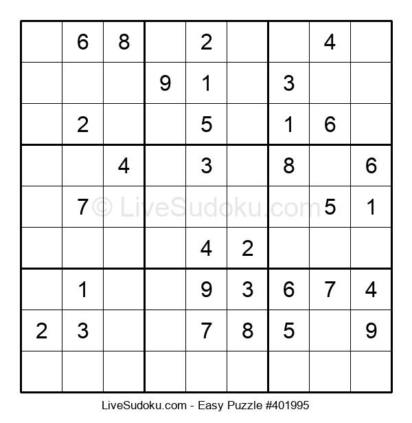 Beginners Puzzle #401995