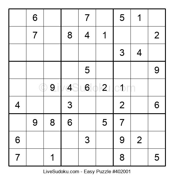 Beginners Puzzle #402001