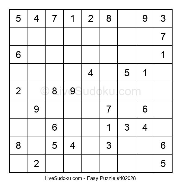 Beginners Puzzle #402028