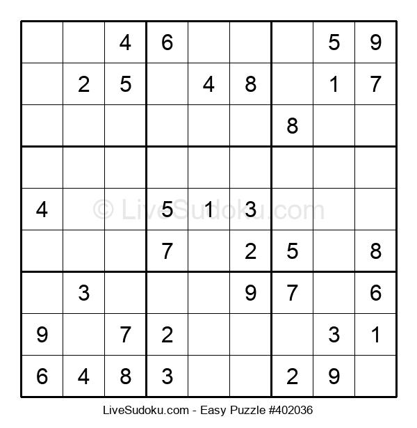 Beginners Puzzle #402036