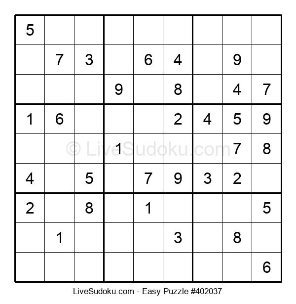 Beginners Puzzle #402037