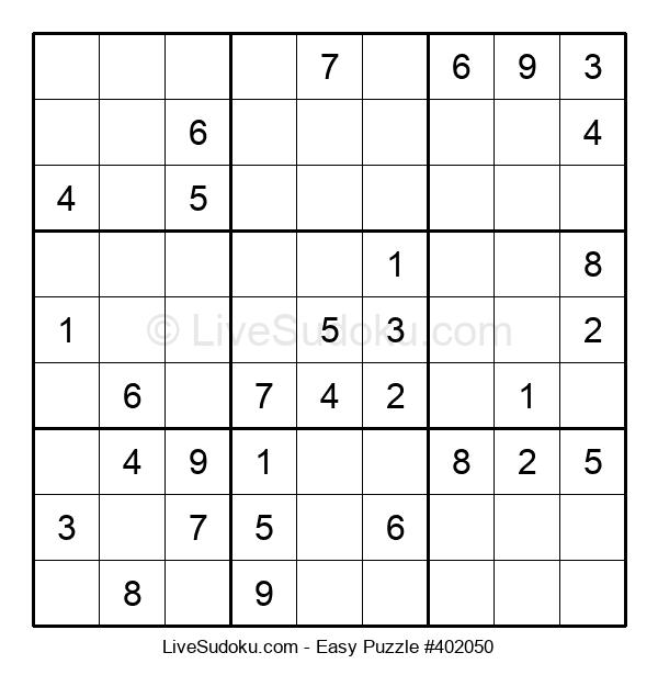 Beginners Puzzle #402050