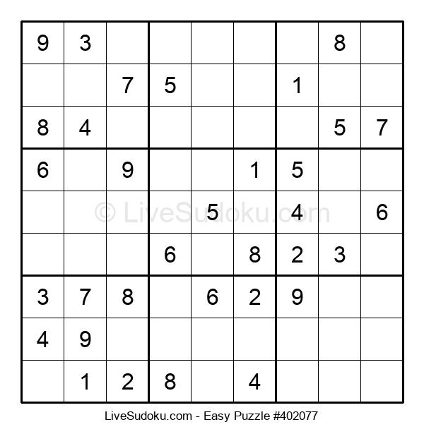 Beginners Puzzle #402077