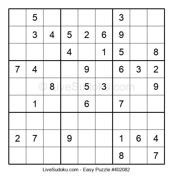 Beginners Puzzle #402082