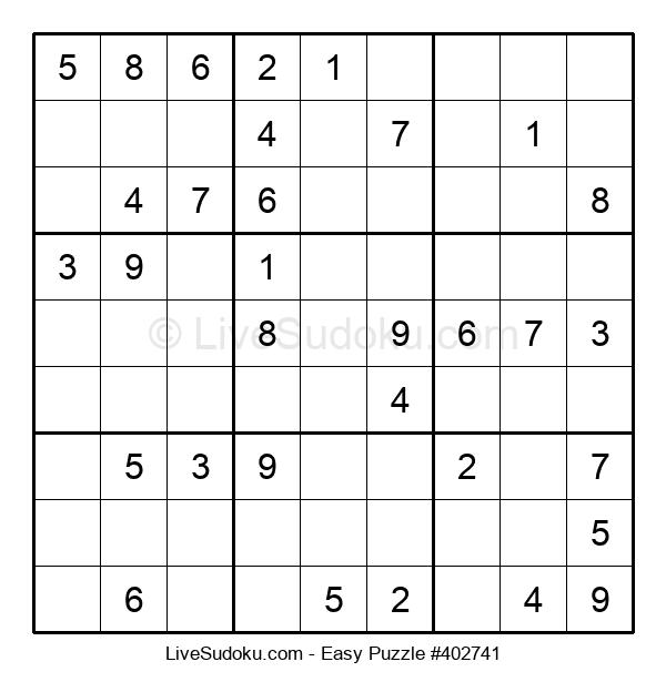 Beginners Puzzle #402741