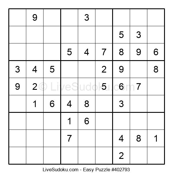Beginners Puzzle #402793