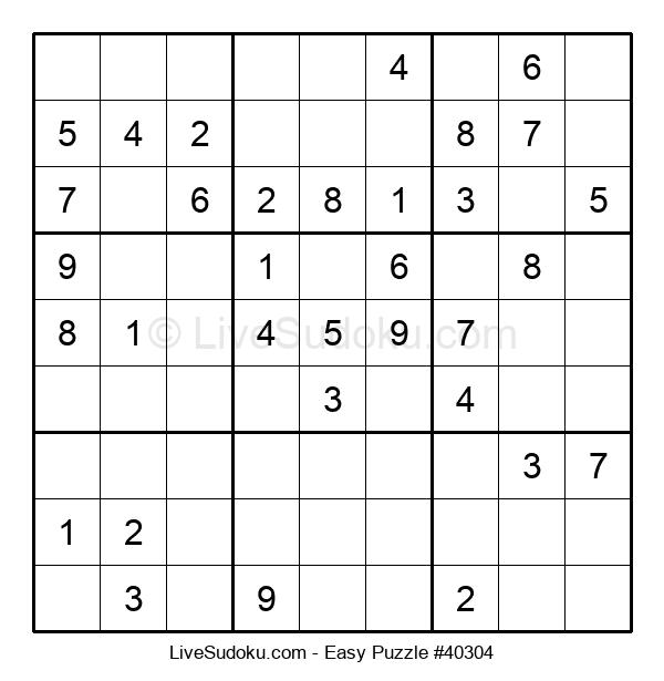 Beginners Puzzle #40304