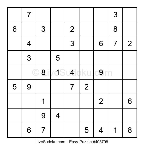 Beginners Puzzle #403798