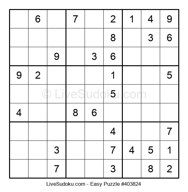 Beginners Puzzle #403824