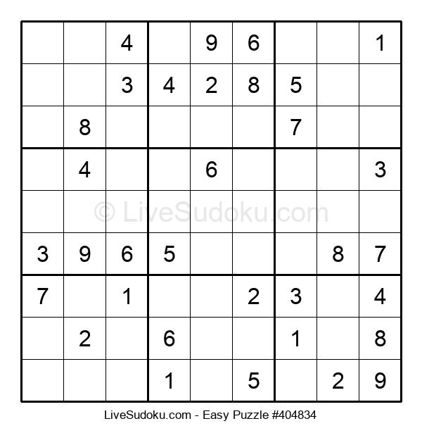 Beginners Puzzle #404834