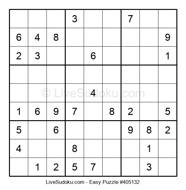 Beginners Puzzle #405132