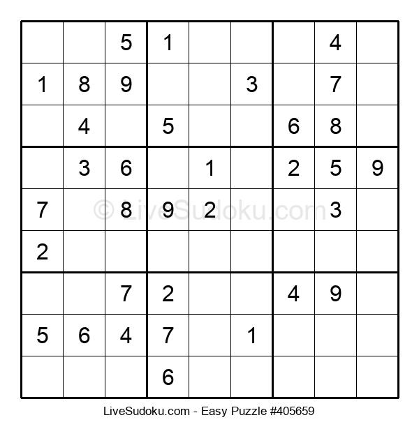 Beginners Puzzle #405659