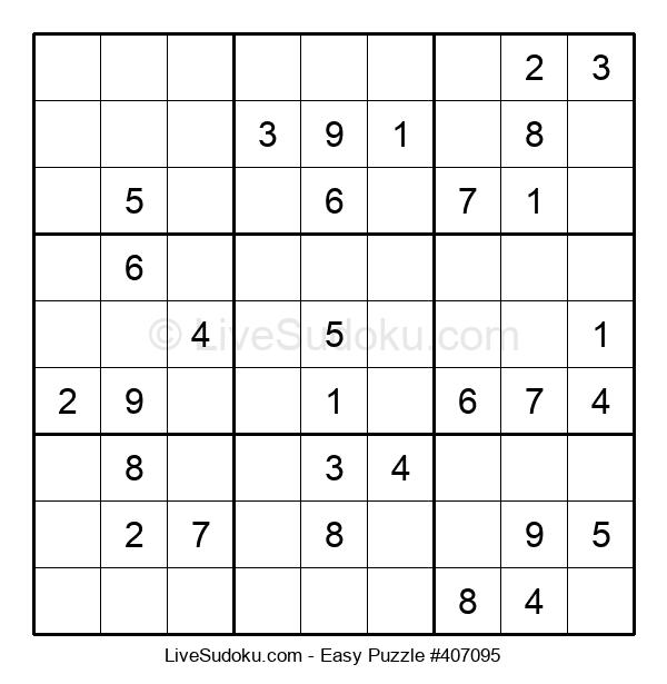Beginners Puzzle #407095