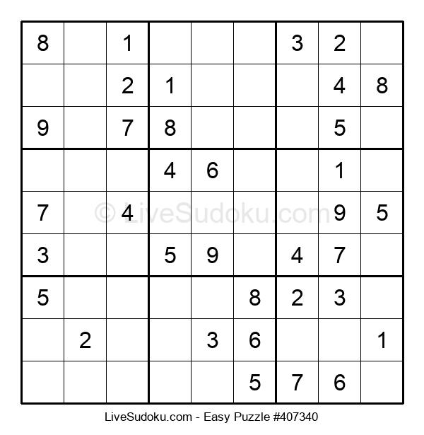 Beginners Puzzle #407340