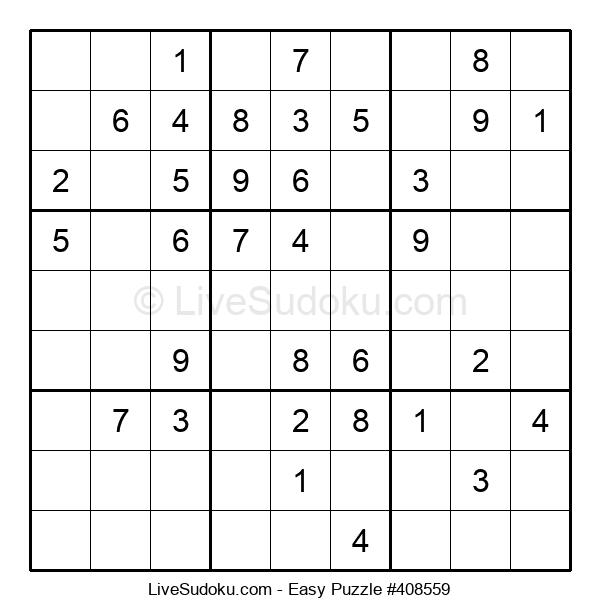 Beginners Puzzle #408559