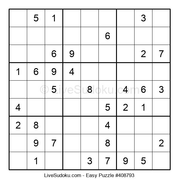 Beginners Puzzle #408793
