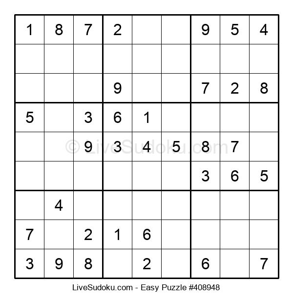 Beginners Puzzle #408948