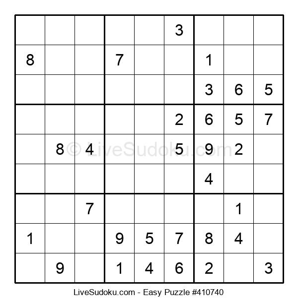 Beginners Puzzle #410740