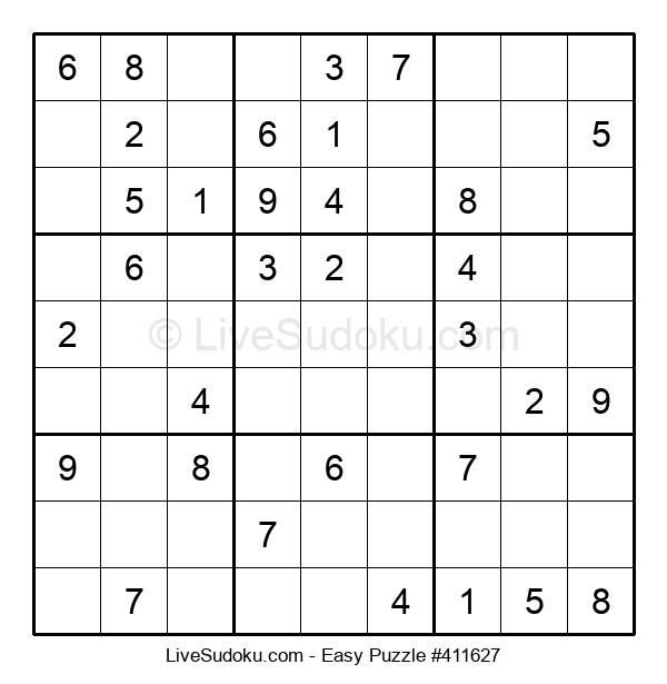 Beginners Puzzle #411627