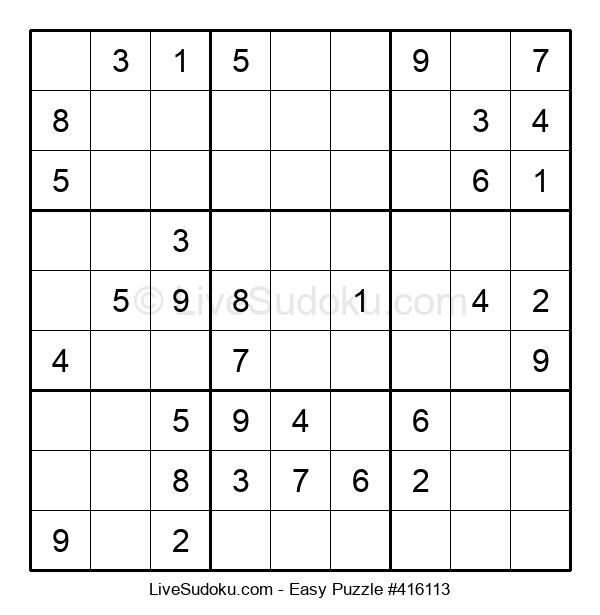 Beginners Puzzle #416113
