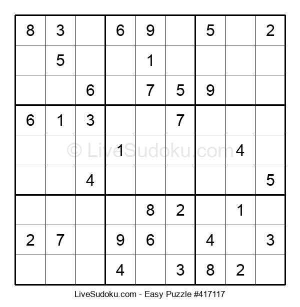 Beginners Puzzle #417117