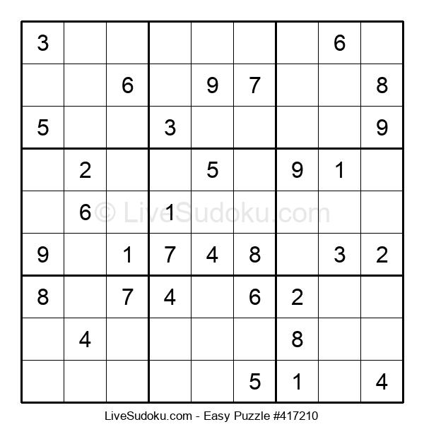 Beginners Puzzle #417210