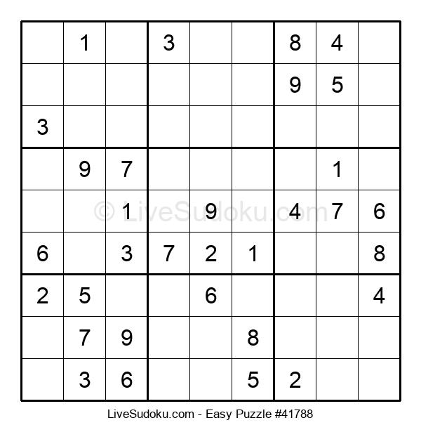 Beginners Puzzle #41788