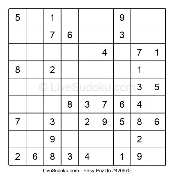 Beginners Puzzle #420975