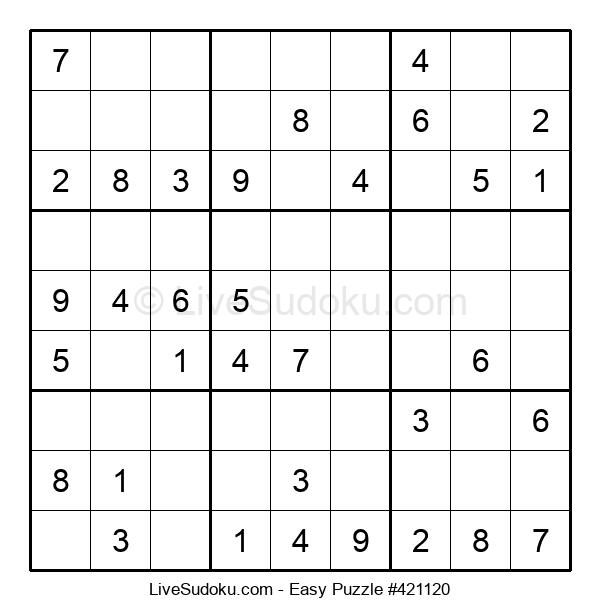 Beginners Puzzle #421120