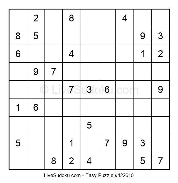 Beginners Puzzle #422610