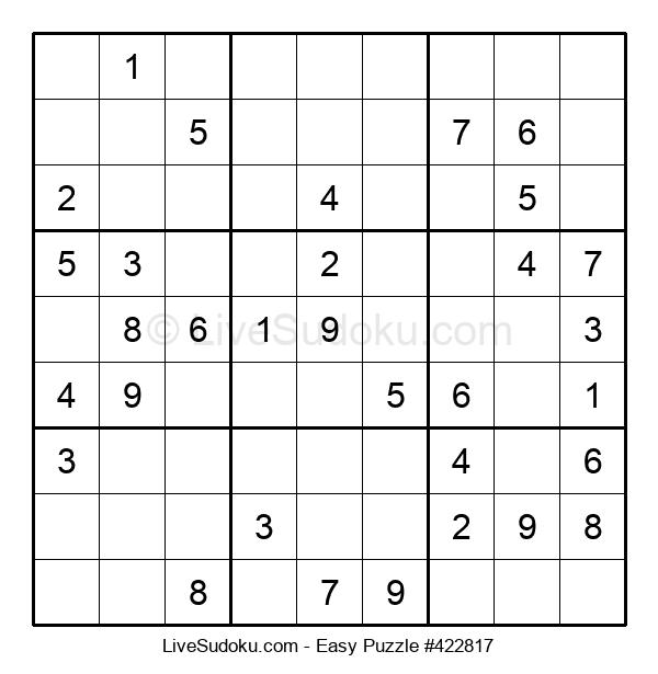 Beginners Puzzle #422817