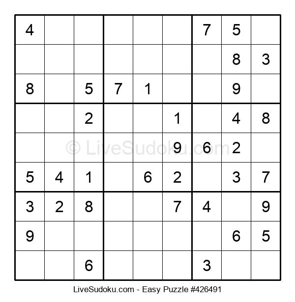 Beginners Puzzle #426491