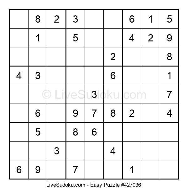 Beginners Puzzle #427036