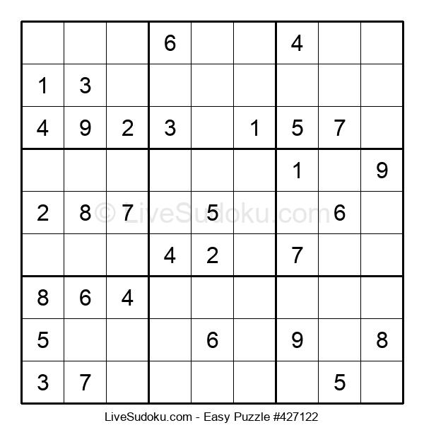 Beginners Puzzle #427122